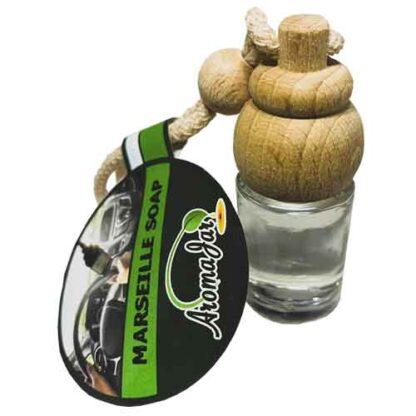 marseille soap, carfresh, aromajar, autogeur,