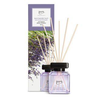 lavender touch, ipuro, geurstokjes, essentials,