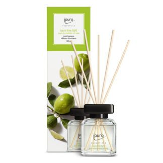 lime light, ipuro, geurstokjes, essentials,