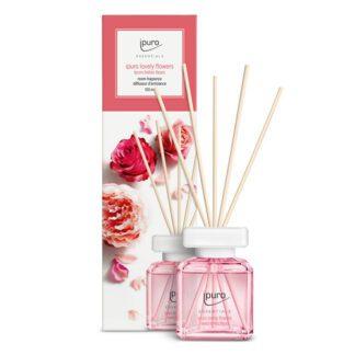 lovely flowers, ipuro, geurstokjes, essentials,