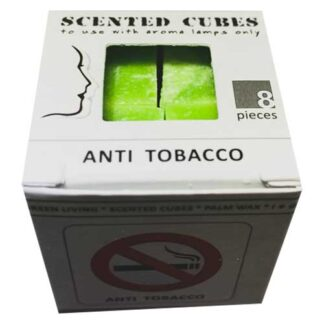 anti tobacco, scented cubes, waxmelts, scentchips,
