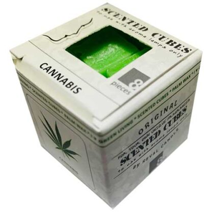cannabis, scented cubes, waxmelts, scentchips,