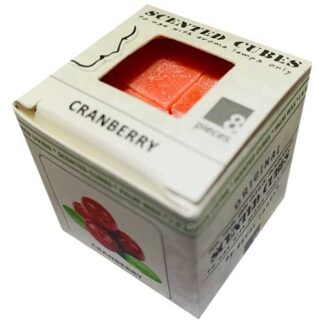 cranberry, scented cubes, waxmelts, scentchips,