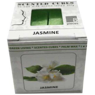 jasmijn, jasmine, scented cubes, waxmelts, scentchips,