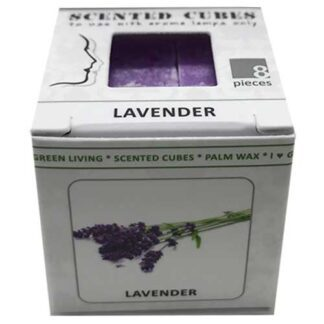 lavendel, lavender, scented cubes, waxmelts, scentchips,