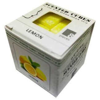 lemon, scented cubes, waxmelts, scentchips,