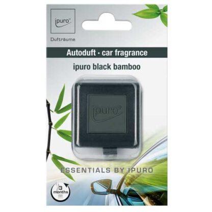 black bamboo, ipuro, autogeuren, carscents,