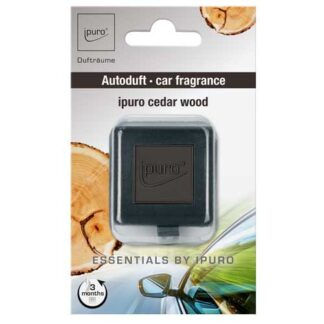 ceder wood, ipuro, autogeuren, carscents,