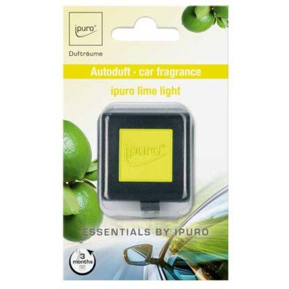 lime light,ipuro, autogeur, autoparfum, carscents,