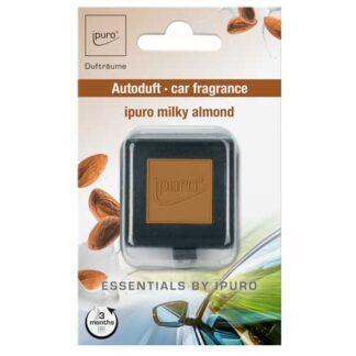 milky almond, ipuro, autogeuren, carscents,