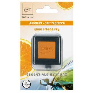 orange sky, ipuro, autogeur, autoparfum, carscents,