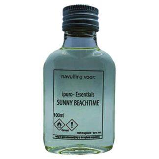sunny beachtime, ipuro, navulling, refill, essentials,