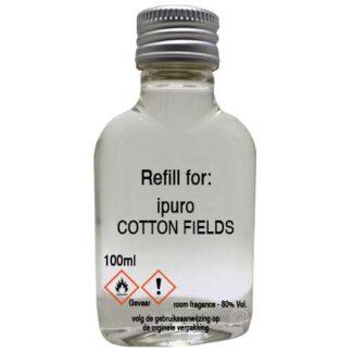 cotton fields, ipuro, navulling, refill, essentials,