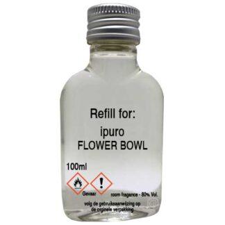flower bowl, ipuro, refill, navulling, essentials,