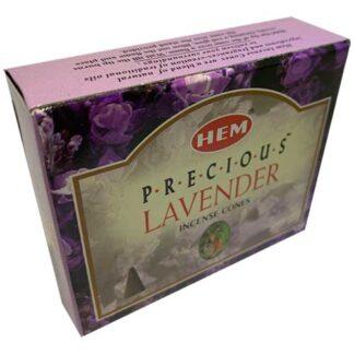 lavender, lavendel, wierook, cones, kegeltjes, hem,