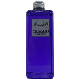 lavendel, lavender, refill, navulling, geurstokjes, mikado, aromajar,
