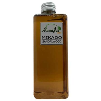 sandalwood, refill, navulling, geurstokjes, aromajar,