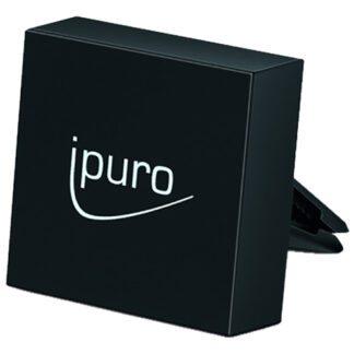 autoparfum, car clip, autogeur, carduft, ipuro, carclip, zwart, black,