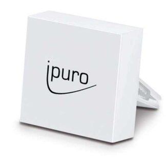 autoparfum, carduft, ipuro, carclip, wit, white,