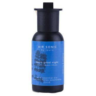 good night, ipuro, airsonic, diffuser olie, geurolie, etherische olie,