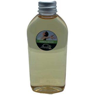 sandalwood, aromajar, geurpotje, refill, navulling, olori, aromas naturales,