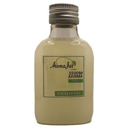 eucalyptus, aromajar, stoombadmilk, stoombadmelk, refill