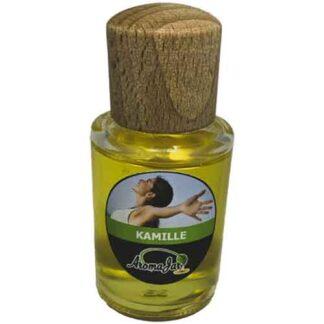 kamille, aromajar, etherische olie, essentiele olie, diffuserolie, geurolie,