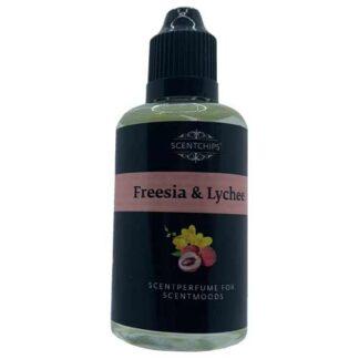 freesia & lychee, scentchips, scentparfume, diffuserolie,