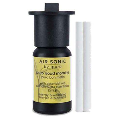 good morning, ipuro, airsonic, diffuser olie, geurolie, etherische olie,