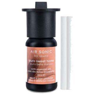 sweet home, ipuro, airsonic, diffuser olie, geurolie, etherische olie,