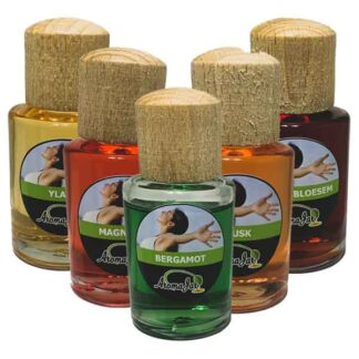 aromajar, diffuserolie, etherische olie,